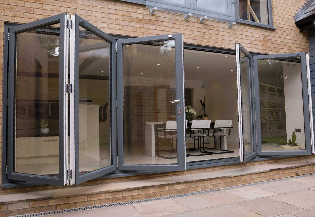 Supply Only Bi Fold Doors Milton Keynes