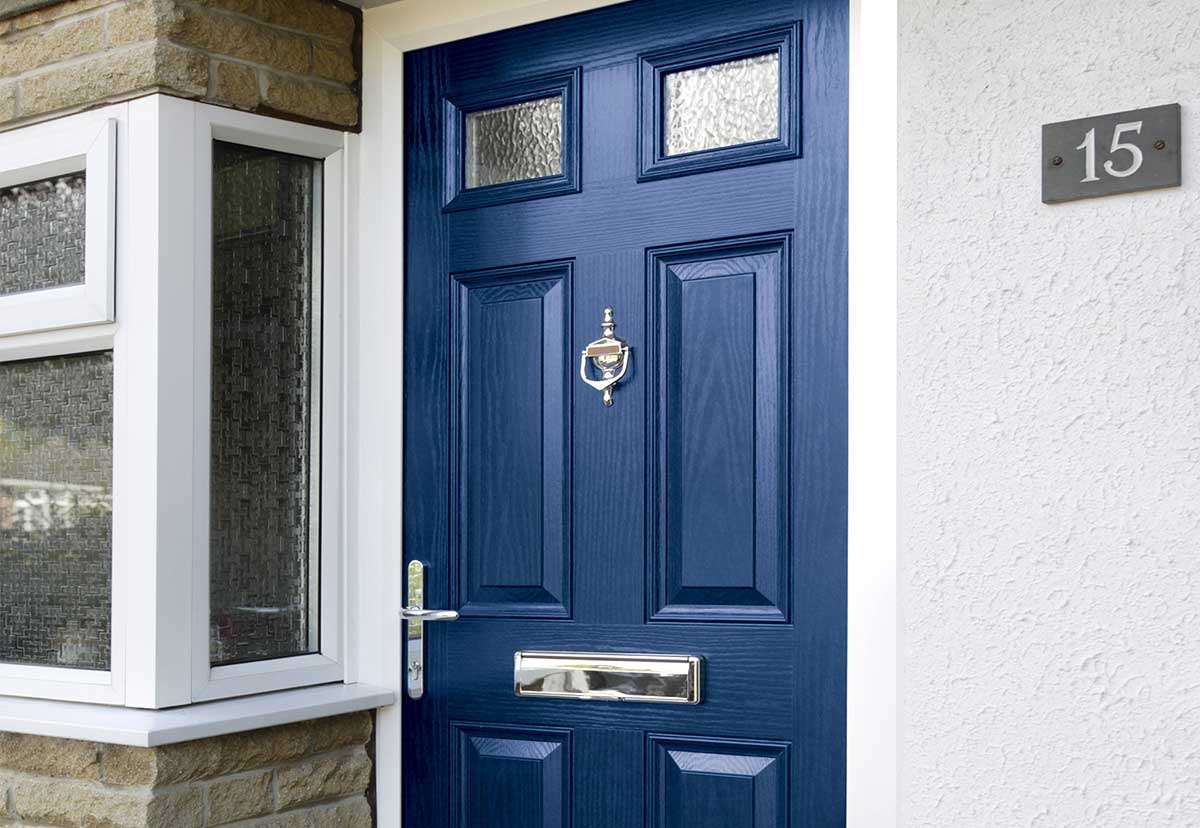 Trade Composite Doors in Milton Keynes