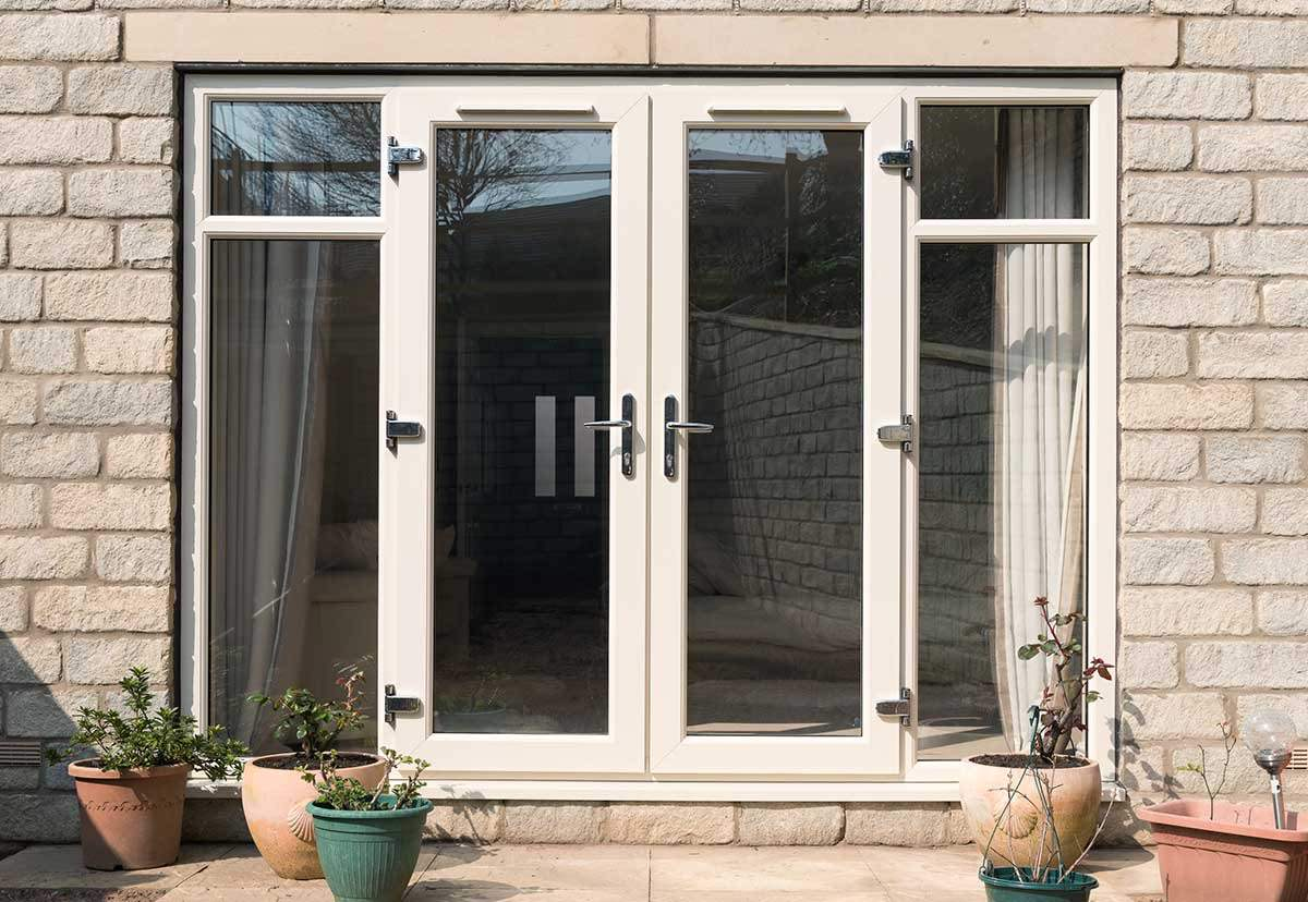 Trade french doors milton keynes supply only trade for Main door with french window
