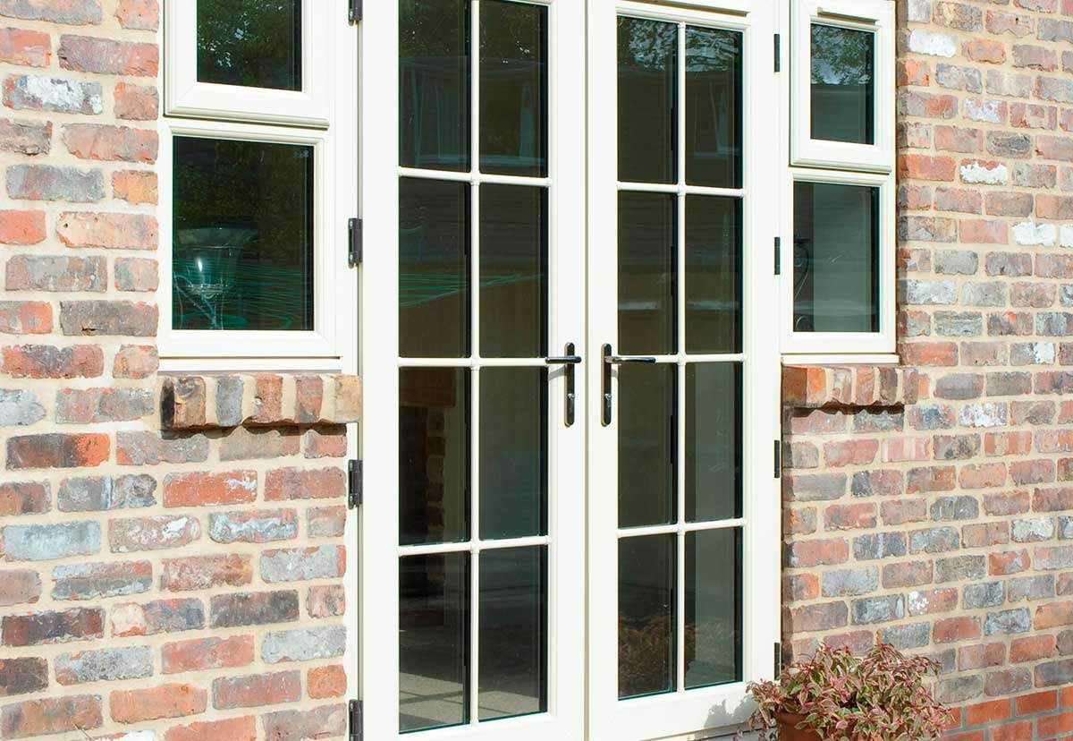 uPVC French Doors Milton keynes