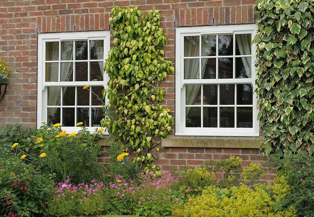 Sliding Sash Windows in Milton Keynes