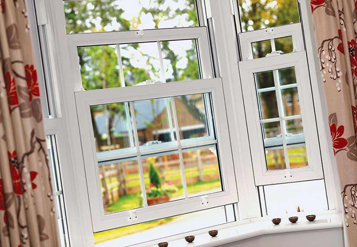 uPVC Sliding Sash Windows Milton Keynes