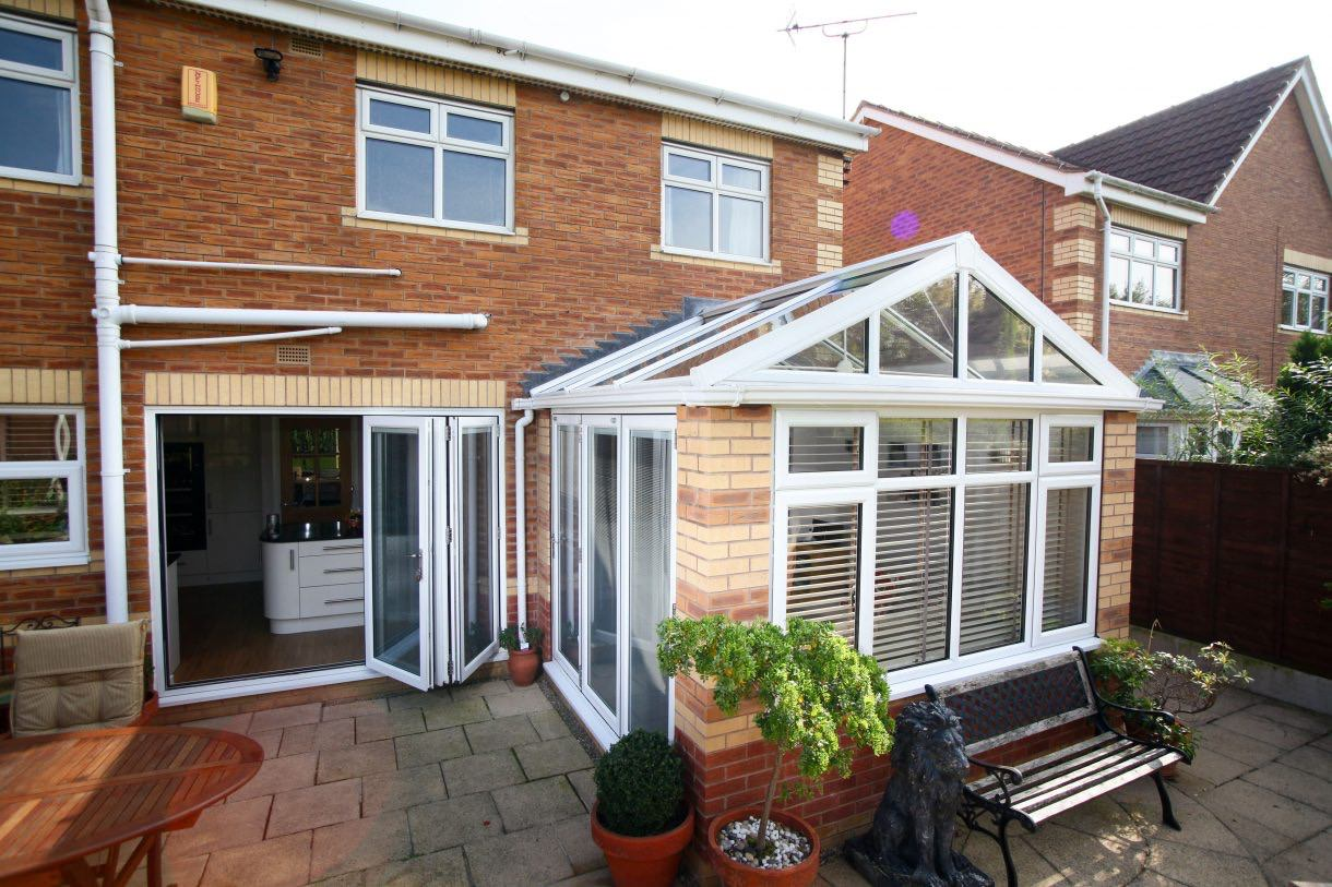 supply only conservatories